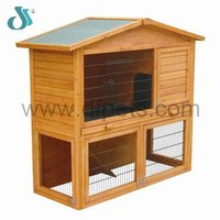 DFPets DFR-048 China Manufacture hexagonal wire mesh rabbit cage chicken fence
