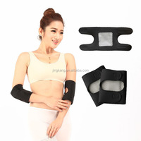 Tourmaline Magnetic Self-Heating Neoprene Elbow Support , Elbow Brace , Neoprene Padded Elbow Support