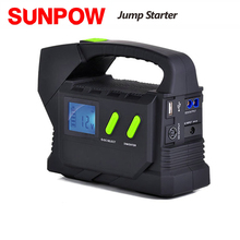 Remote car starter 23100mAh 12v/24v truck battery multi-function portable mobile power pack battery jump starter