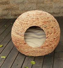 Rattan garden furniture pet bed house high quality dog house (BG10-MR424)