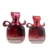 Classic Design Perfume Deodorant Containers Perfume Bottles With Pump