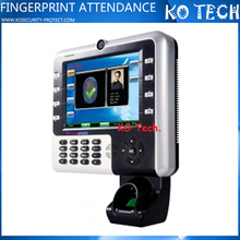 iClock2500 Tcp/ip fingerprint time attendance system