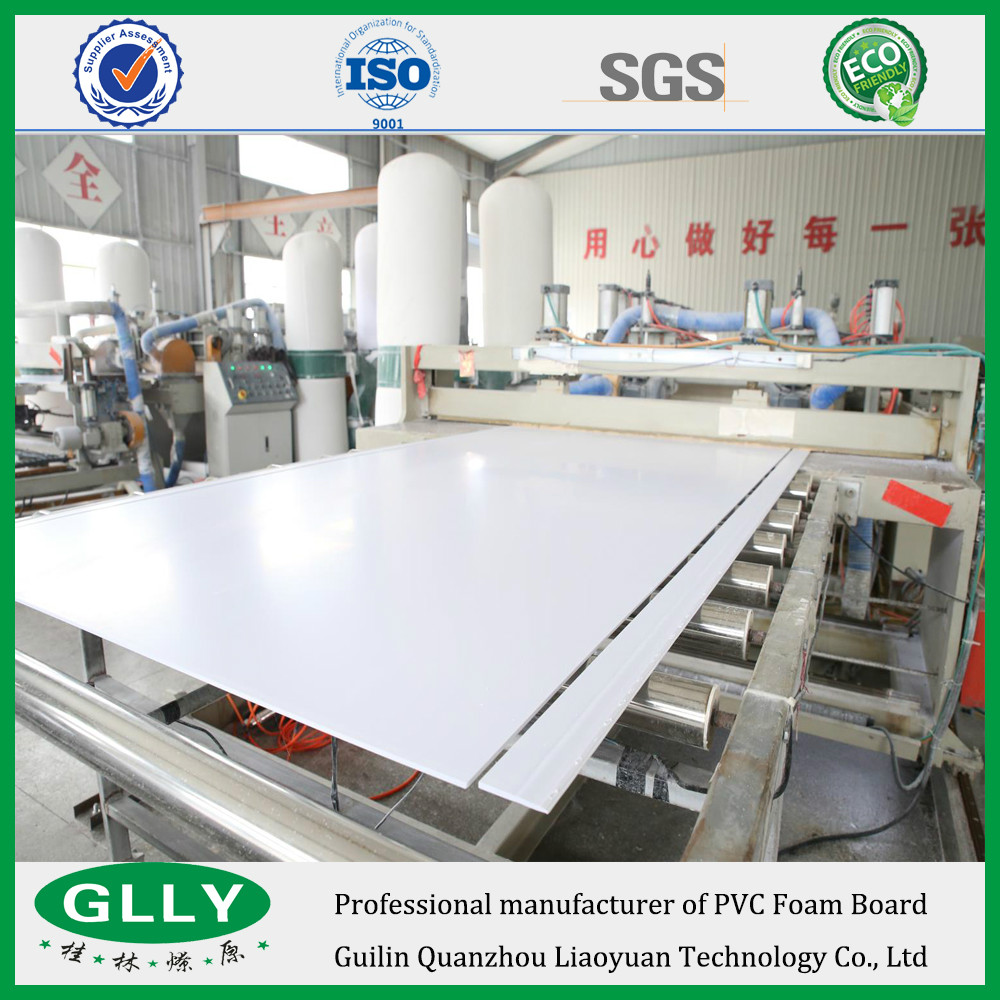 Hot Sale Easy to Print Waterproof Density Foam PVC Foam Board