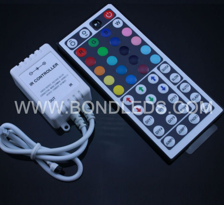 Wifi Wireless RGB LED Strip Controller for iOS iPhone iPad Android Smartphone Bluetooth RGB LED Controller