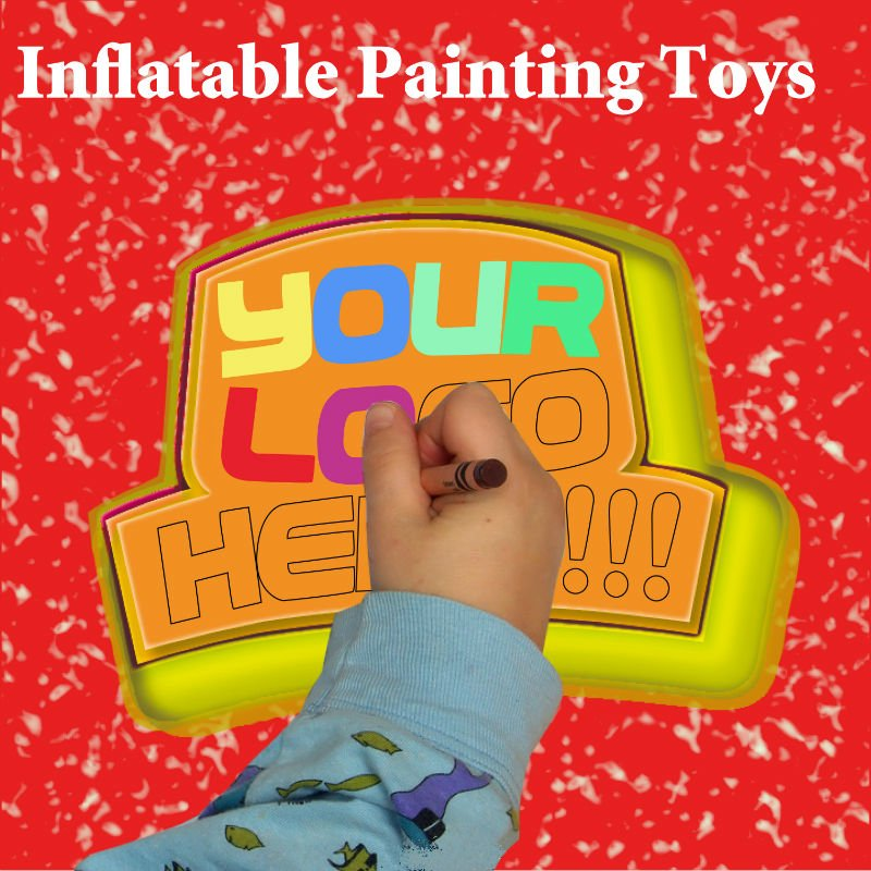 Inflatable Painting Toys for Promotional Events