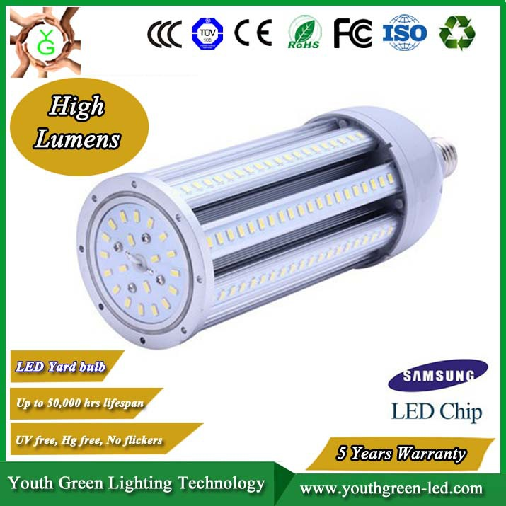 5 Years warranty High Bright CRI 25w led garden light led corn cob bulb light e27 for wholesale prices