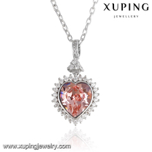 43111-6 grams wedding white gold color crystals from Swarovski necklace designs accessories for women necklace