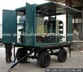 Transformer Oil Sludge Removal and Purification System
