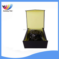 paper box packaging for fedora hat, luxury design fedora hat packaging box