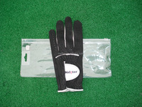 Customized Colored Cabretta Leather Golf Gloves