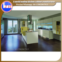 ZH Modern home applicances design modular kitchen designs