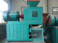 High quality coconut shell charcoal briquette machine/charcoal powder briquetting machine
