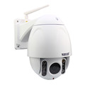 1080P Dome PTZ Onivf Wireless Outdoor Camera HW0045 With IR Night Vision 80M