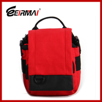 Colorful camera shoulder bag for men and women decorative digital camera bag