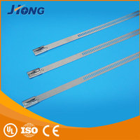 Product Name:Ladder Type Stainless Steel Cable tie with Multi Lock Type