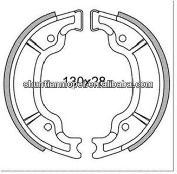 108-1213motorcycle brake shoe,lamp,sprocket,chain