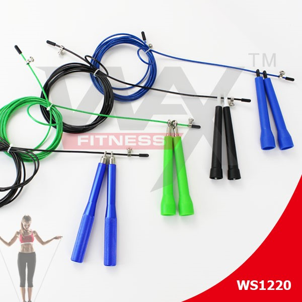 PVC Cable Speed Jump Rope /Skipping Jump rope/Exercise Jump Rope