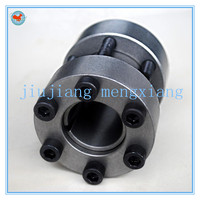 Quick easy installation flexible Z22 heave tight coupling sleeve for milling machine