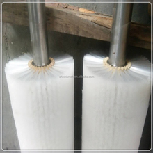 Manufacturer Spiral Cylinder Brushes With Shaft