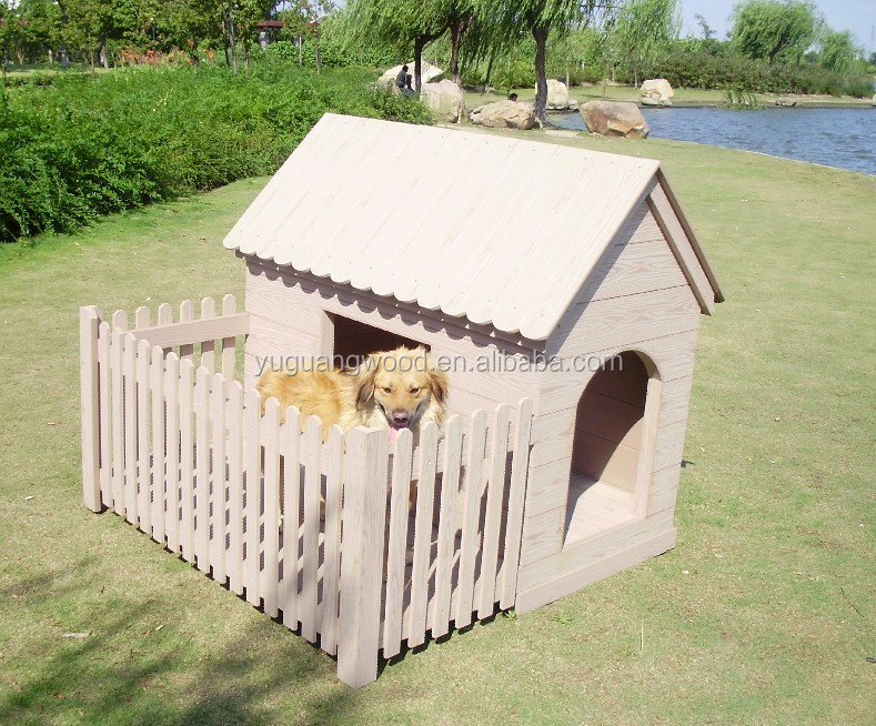 Yuguang craft -pet cat Dog House wood for sale in 2016
