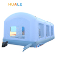 Hot sale inflatable spray booth, portable inflatable paint booth for car maintaining