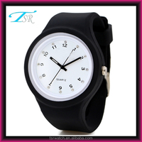 Wholeprice Waterproof Silicone Sport Mirror Led Watch Hot