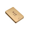 Rectangular Business Card Tin Box With Transparent Lid