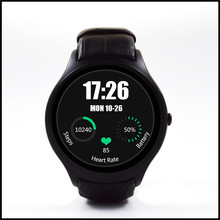Android 4.4 smart watch with Wifi, Google play, GPS and heart rate monitor app market