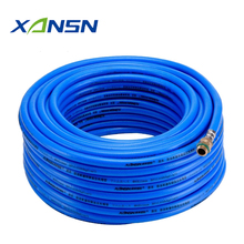 stock supply pvc argon gas hose natural gas spiral hose made in china