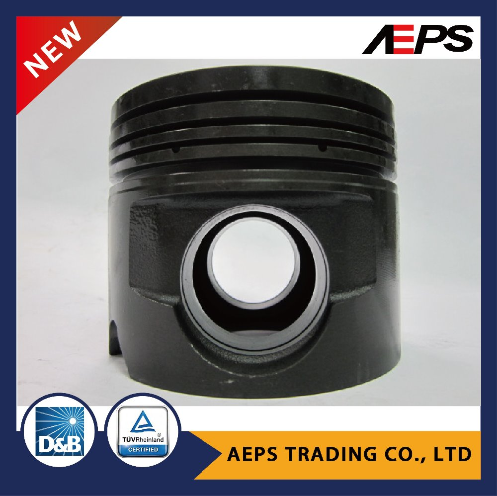 High proformance diesel engine diameter 122mm forged piston for HINO P11C made in Taiwan