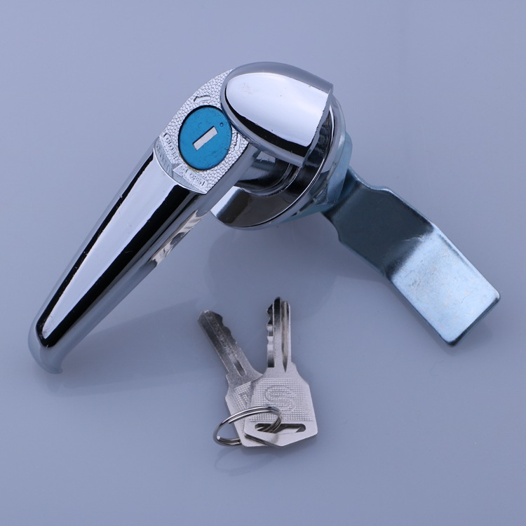 MS308-3 best selling zinc alloy truck door hidden handle lock