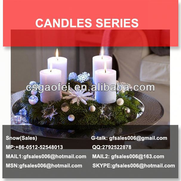ear cones candles