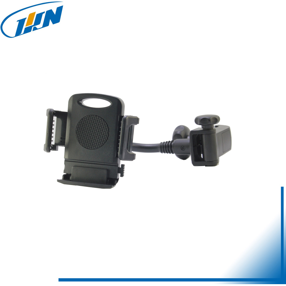 258+082#factory price universal Lazy Headrest Bracket Stands Car Mount Holder with watch tv and movie