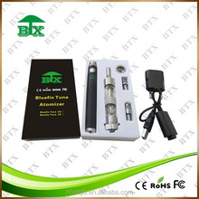 World best selling products rechargeable battery e-cigarette kit max vapor e cig