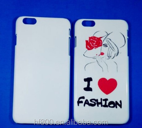 Most fashional 3D cellphone case blank sublimation DIY mobilephone cover