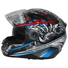 unique Moto cross helmet with fashion designed--ECE/DOT Approved