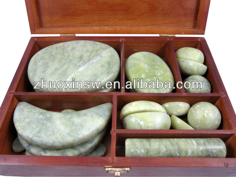 Hot jade massage stone ,very smooth