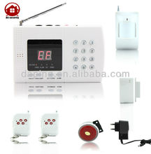 Home Security Wireless Alarm System Phone alarm PSTN burglar alarm