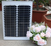 20w solar panel price fotovoltaic solar panel from solar panel manufacturer with CE