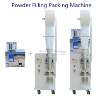 Automatic Vertical Small Scale Powder Granule Sachet Filling Packing Machine
