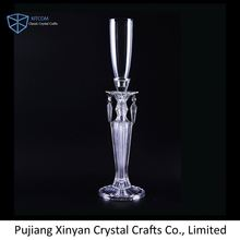 Best seller special design elegant crystal candelabra with fast delivery