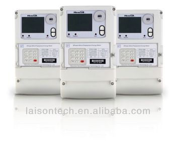 Three phase STS Prepaid Energy Meter (DTSY1088)