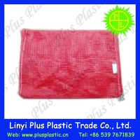 purple 40x60 Raschel leno mesh bag for onions