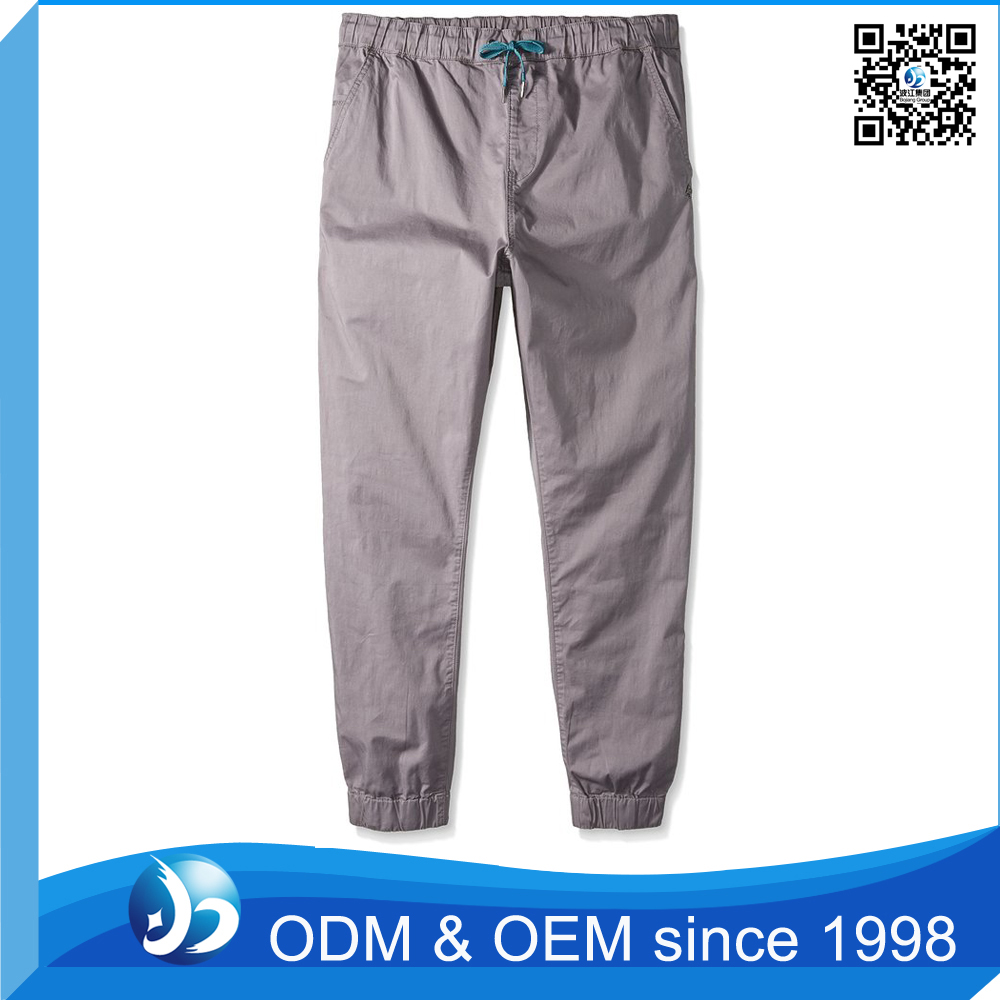 Customized New Design Men Jogger Pants Designs,Half Size Jogger Pants