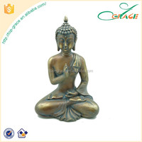 resin bronze buddha statue crafts