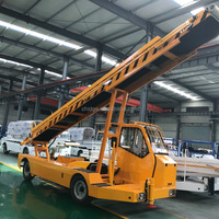 Aircraft Ground Support Equipment Baggage Conveyor