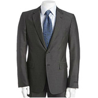 MEN'S SUIT WITH TR FABRIC SLIM FIT STYLE FOR 2015