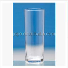 Plastic long drinking Glass Cups High Quality (professional maker)