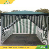 2015 hot sale low price outdoor canvas garden gazebo
