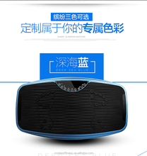 New Design Dual Vibro Motor Weight Loss powers Plate with Music & Bluetooth